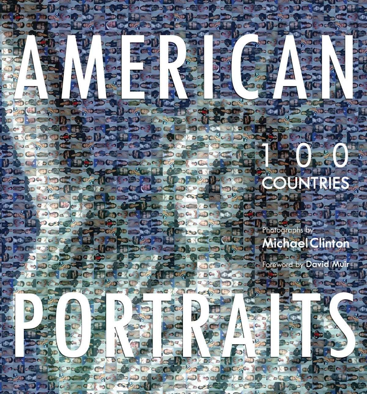 American Portraits book