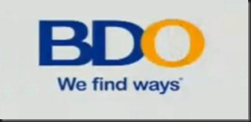 how to open account in bdo