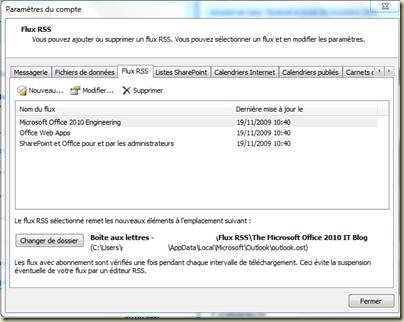 Outlook_FluxRSS