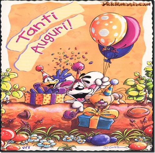 Favoloso Buon Compleanno a me..!! | La finestra sul cortile FS29
