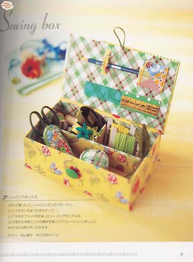 Как сделать шкатулку из коробки для обуви