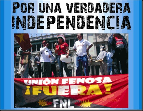 Afiche Union Fenosa