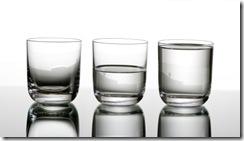 Half-full or half-empty