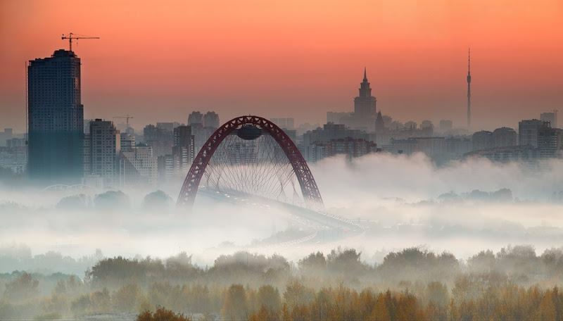 Волшебный мост. Александр Козловский.