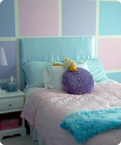 how to make a headboard from thrifty decor chick