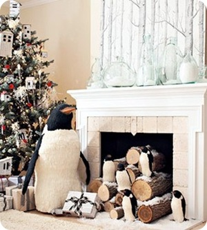 christmas-mantel-decorations