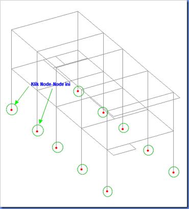 node selection