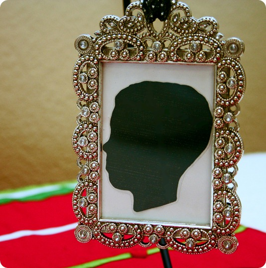 12 Days of Christmas - 3rd Day - Sillhouette Ornament - WhipperBerry