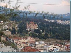 Η Θέα απο την ΜΟΝΗ ΒΛΑΤΑΔΩΝ ΘΕΣΣΑΛΟΝΙΚΗΣ1