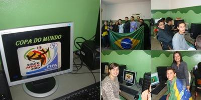 Exibir Fotos Atividade - Copa 2010