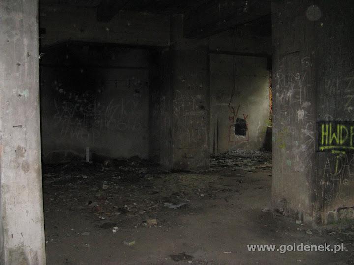 Ruiny fabryki Police