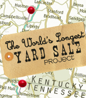 The Worlds Longest Yard Sale Project