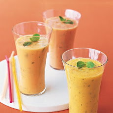 Papaya-Ginger Smoothie
