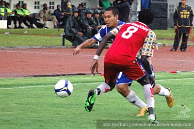 Persib vs Bontang FC 2009/2010