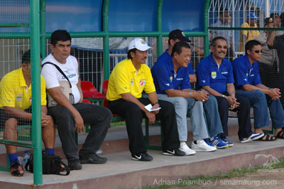 PSPS vs Persib 2009/2010