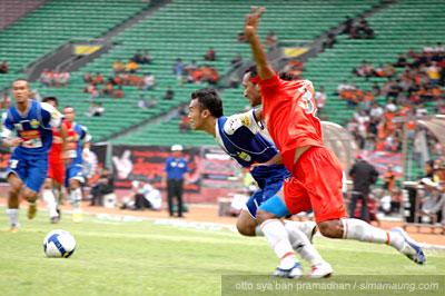 Airlangga Persija vs Persib 2009/2010