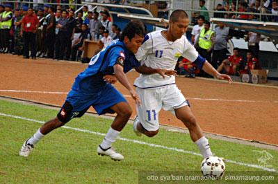 Satoshi Otomo Persib Bandung 2010