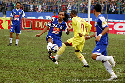 Persib vs Sriwijaya FC 2009-2010