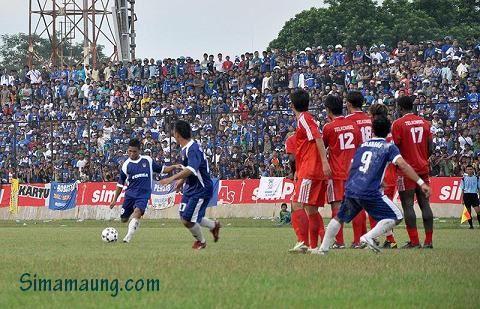 Cirebon Selection vs Persib Bandung 2010
