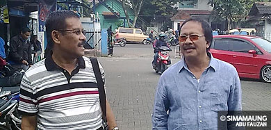 Daniel Roekito Persib Bandung