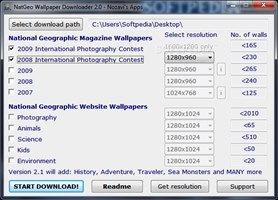 NatGeo Wallpaper Downloader