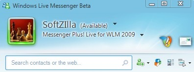 Messenger Plus for Windows Live Messenger 2009
