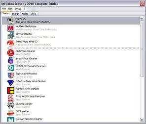 GSA Security 2010