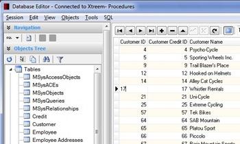 Free Database Editor