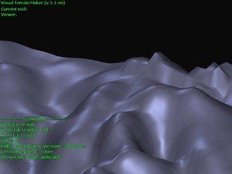 Free Visual 3D Terrain Maker