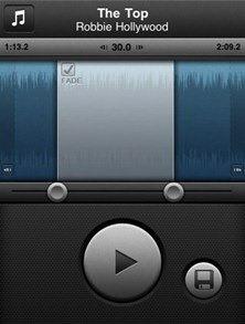 Create iPhone Music Ringtones