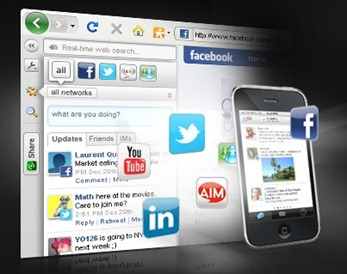 Use Multiple Facebook Account with Yoono