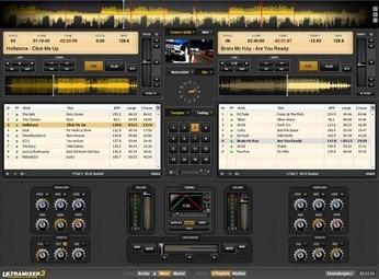 UltraMixer DJ-Mixing-Software