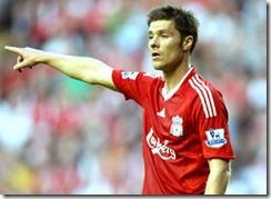 I'm going there - Xabi Alonso
