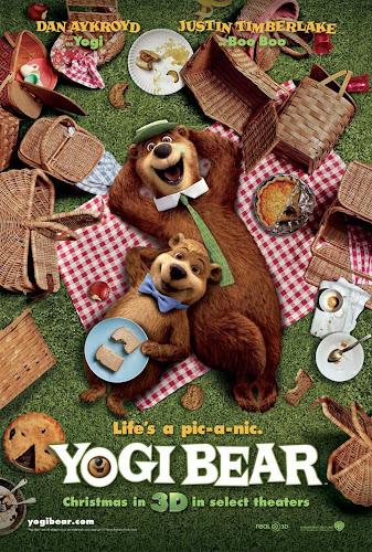 El oso Yogi 3D SBS