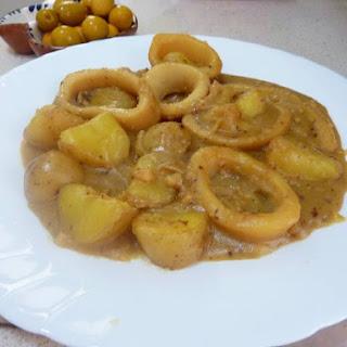 Squid Stew Recipes