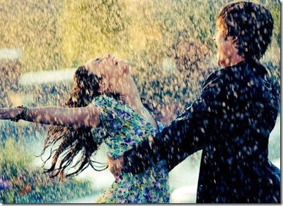 casal chuva