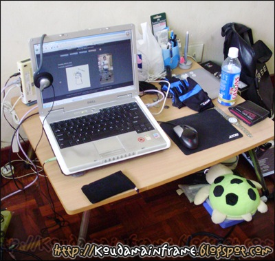 Kyo's New Workspace