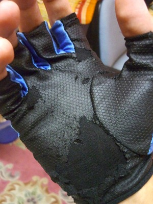 need new gloves...definitely