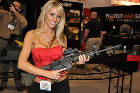 Airsoft Guns, 2011 Shot Show Logo, Las Vegas Shot Show 2011, Shot Show Booth Babes,National Shooting Sports Federation,Gun Show, Firearms Tradeshow, Airsoft Tradeshow, Airsoft & Firearms Tradeshow,NSSF Shot Show 2011, Vegas Gun Convention, Las Vegas Sands Casino Gun Convention,pyramyd air, airsoft obsessed
