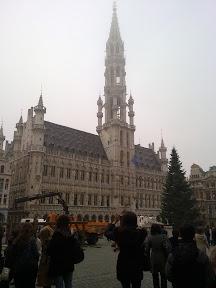 До Брюксел и назад
