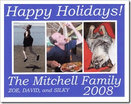 """Zoe & Dave Mitchell (Dave is affectionately known in our house as """"Dirt Bike Dave"""")"""