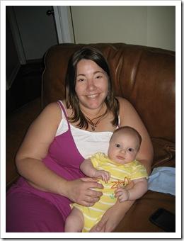 Michele & Reid, 6-13-09