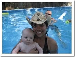 Reid & Bev, 7-11-09