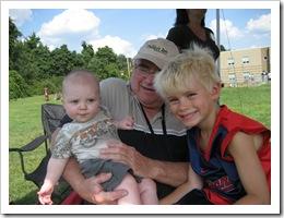 Reid, Pa and Sammy