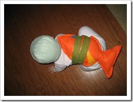Reid the sushi, 10-31-09