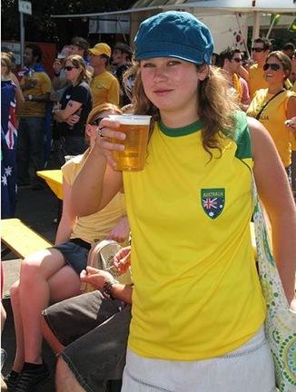 australian chick