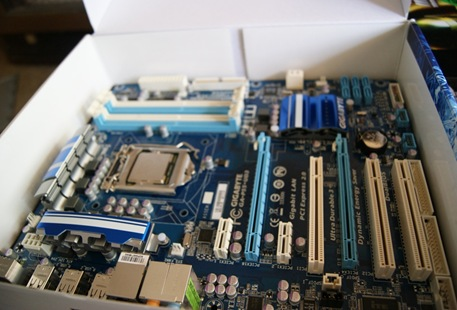intel i5 p55 UD3