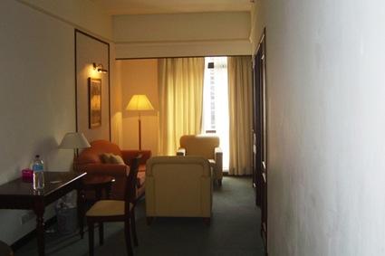 berjaya time square hotel deluxe room
