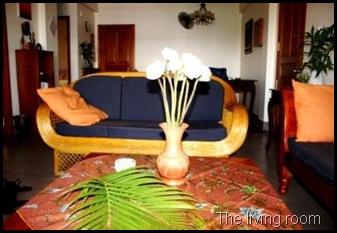 Apartment oko_living room
