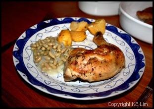Chicken tonight